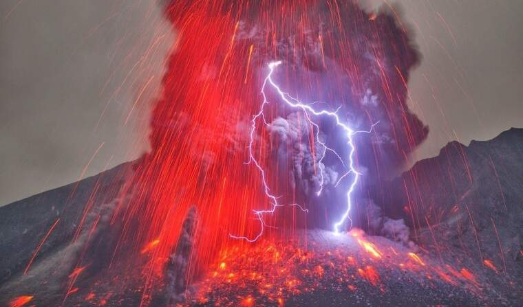 villámló vulkán | krónika